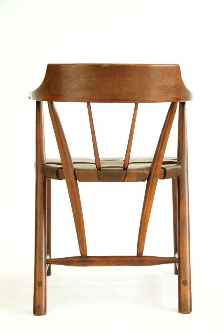 Wharton Eshrick Captains Chair 3