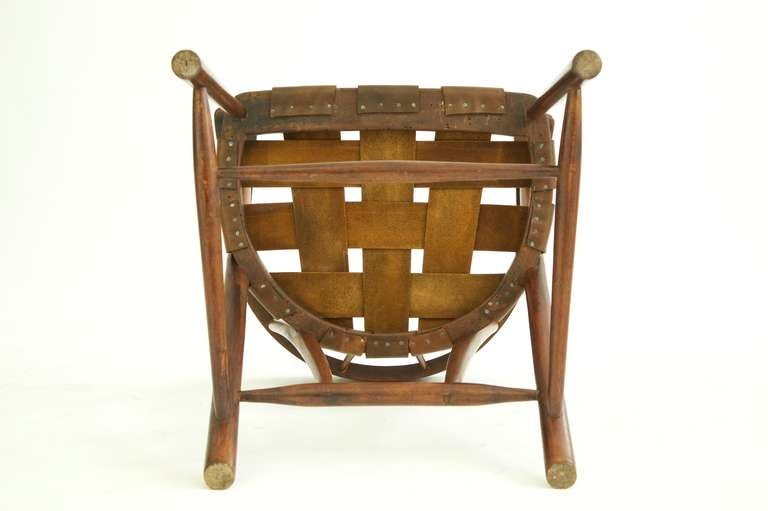 Wharton Eshrick Captains Chair 5