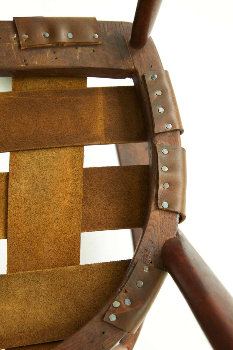 Wharton Eshrick Captains Chair 9