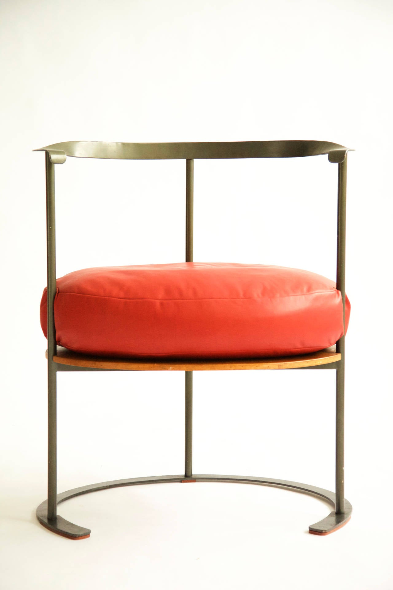 Luigi Caccia Dominioni Poltrona Catilina Armchair For Sale at 1stdibs