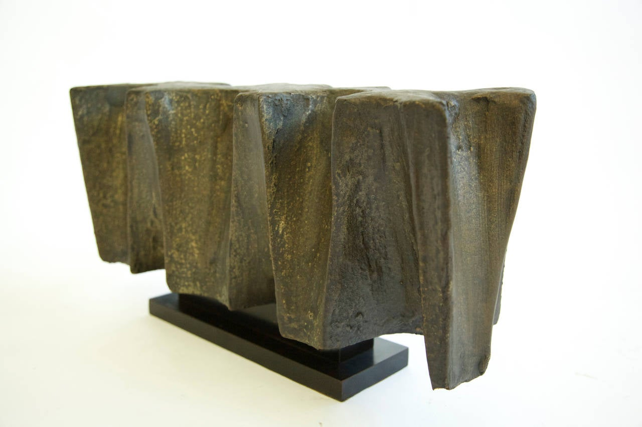 Mid-20th Century Paul Evans Sculpture For Sale