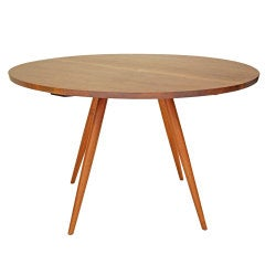 George Nakashima Round Table