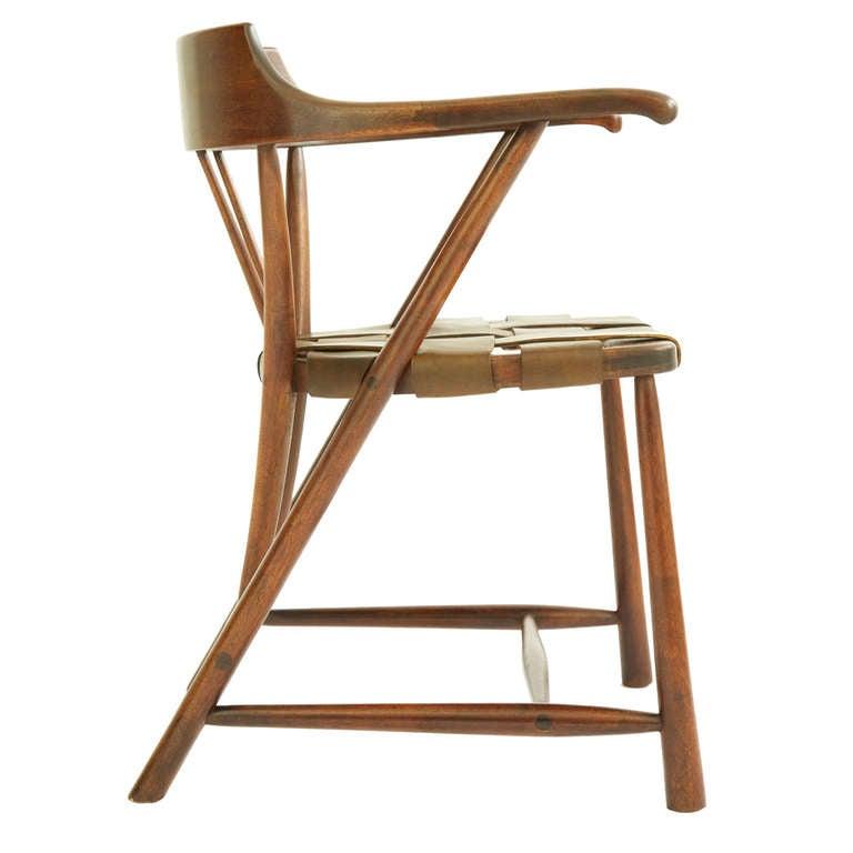 Wharton Eshrick Captains Chair 1