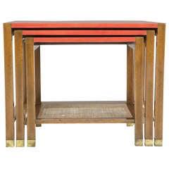 Harvey Probber Nesting Tables