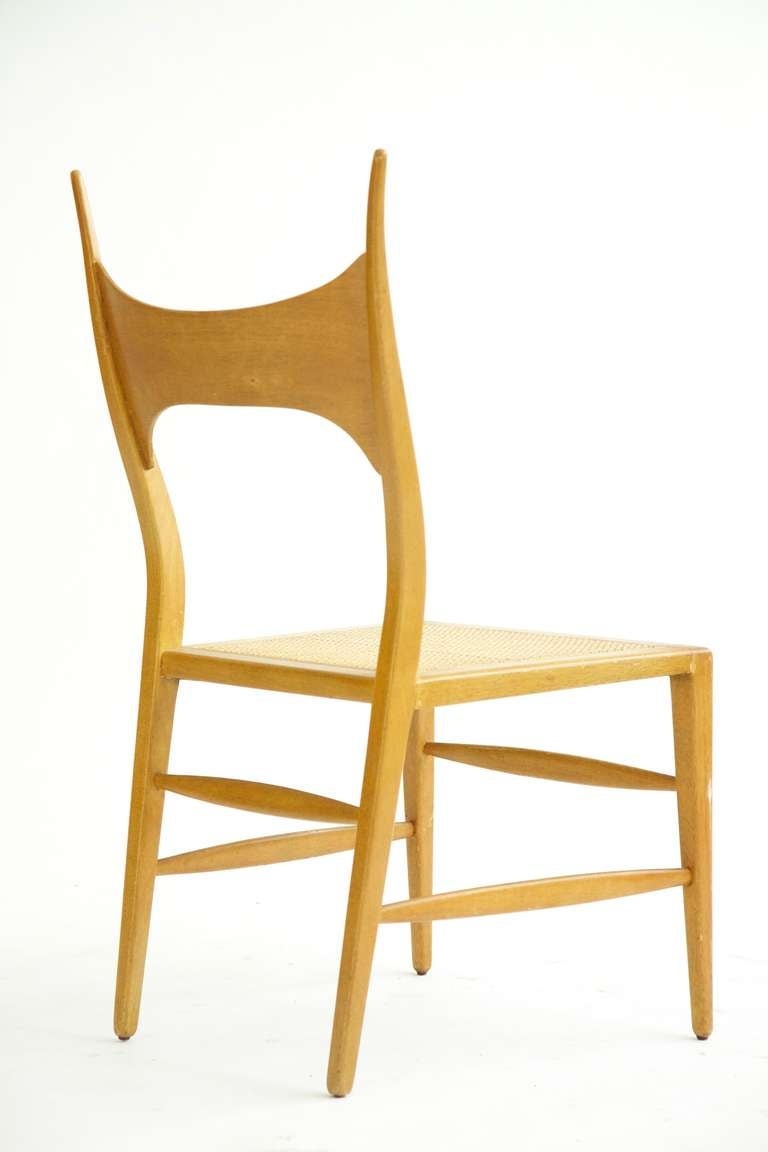 Edward wormley antler chair for sale at 1stdibs - Edward wormley chairs ...