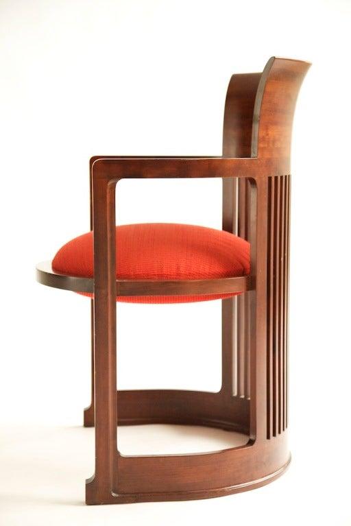 Frank Lloyd Wright Barrel Chair 4