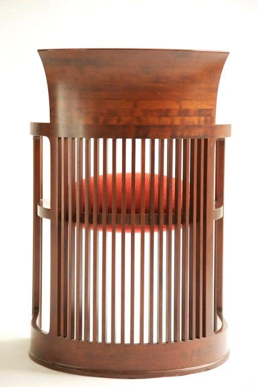Frank Lloyd Wright Barrel Chair 5