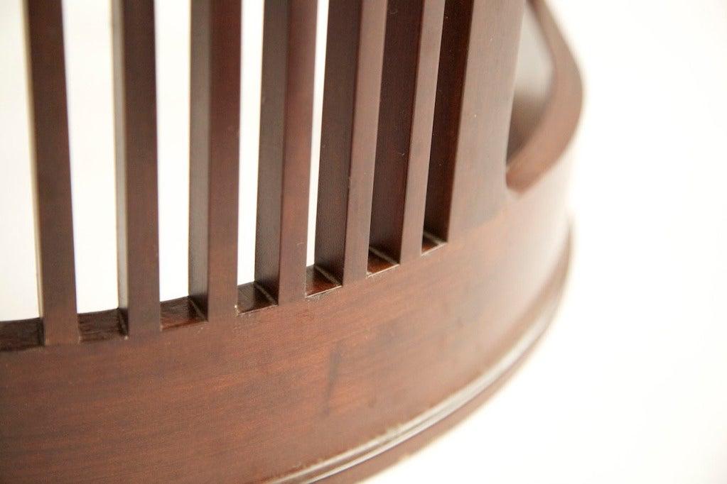 Frank Lloyd Wright Barrel Chair 7