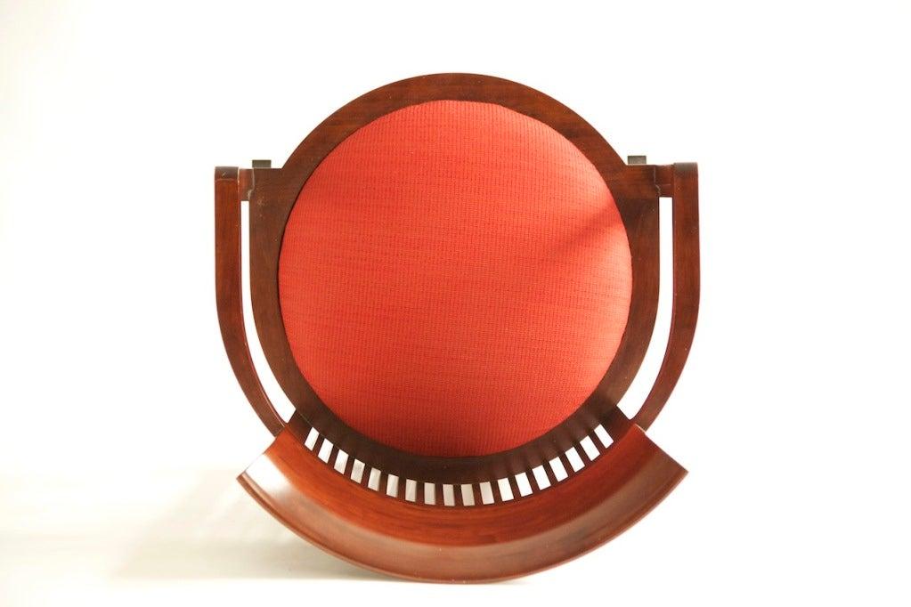 Frank Lloyd Wright Barrel Chair 8