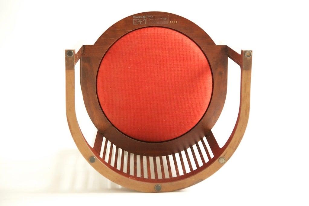 Frank Lloyd Wright Barrel Chair 9