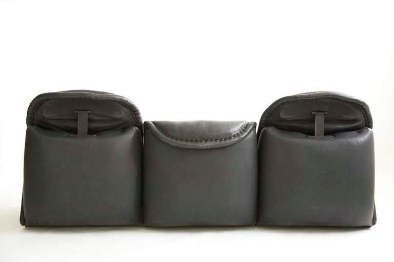 Three Seat Sofa by PACE COLLECTION 9