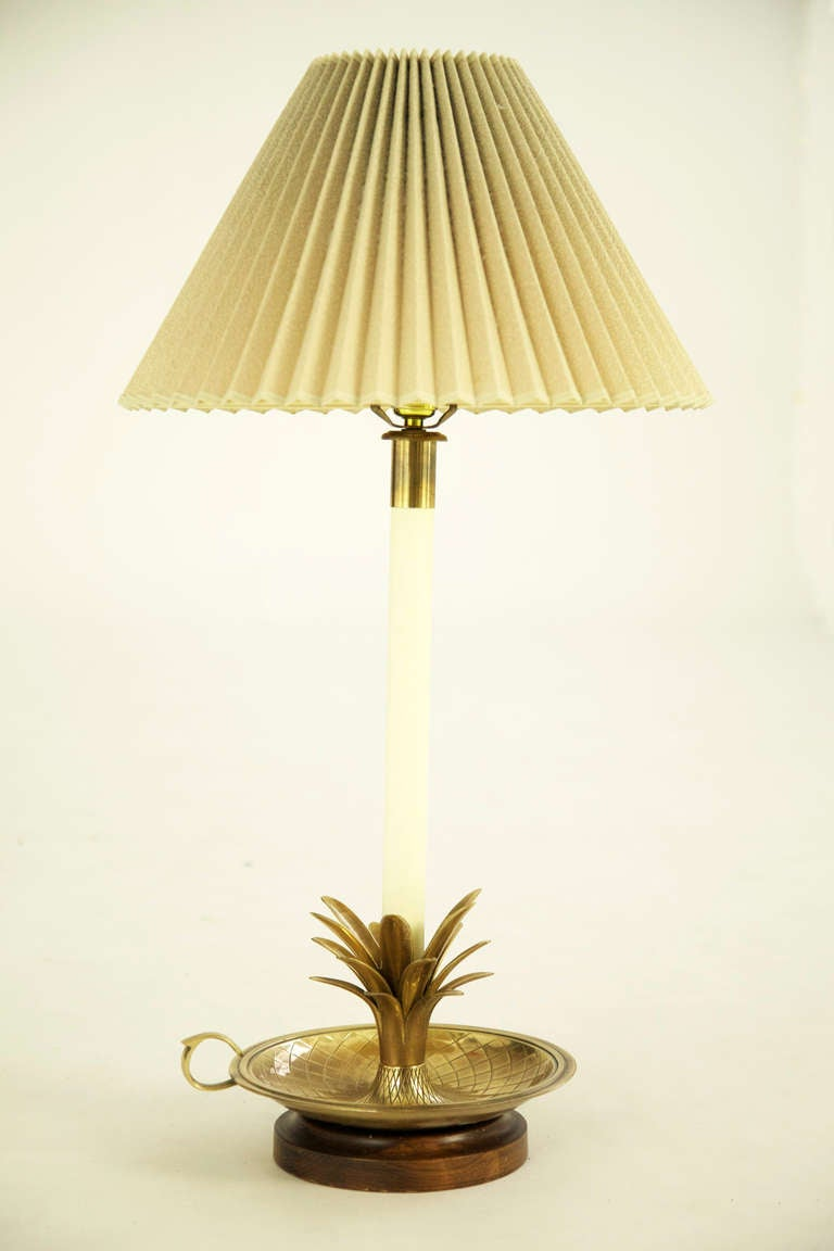 Pineapple Lamps by Frederick Cooper.
