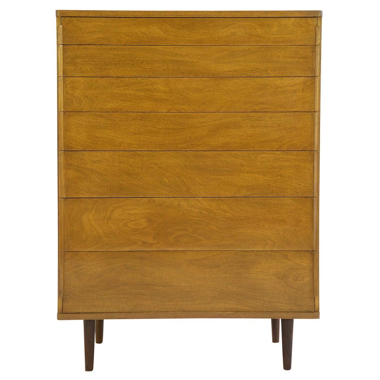 Edward Wormley Seven-Drawer Dresser