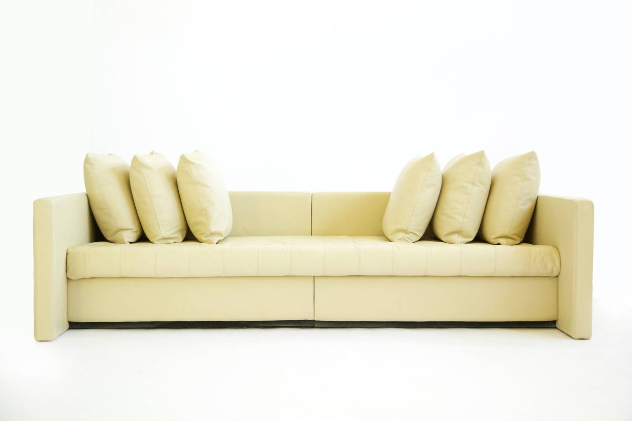Joe D Urso Linear Sofa For Sale At 1stdibs