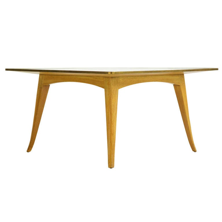 Edward wormley cocktail table at 1stdibs for Cocktail tables and chairs for sale