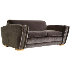 Paul Frankl Speed Settee