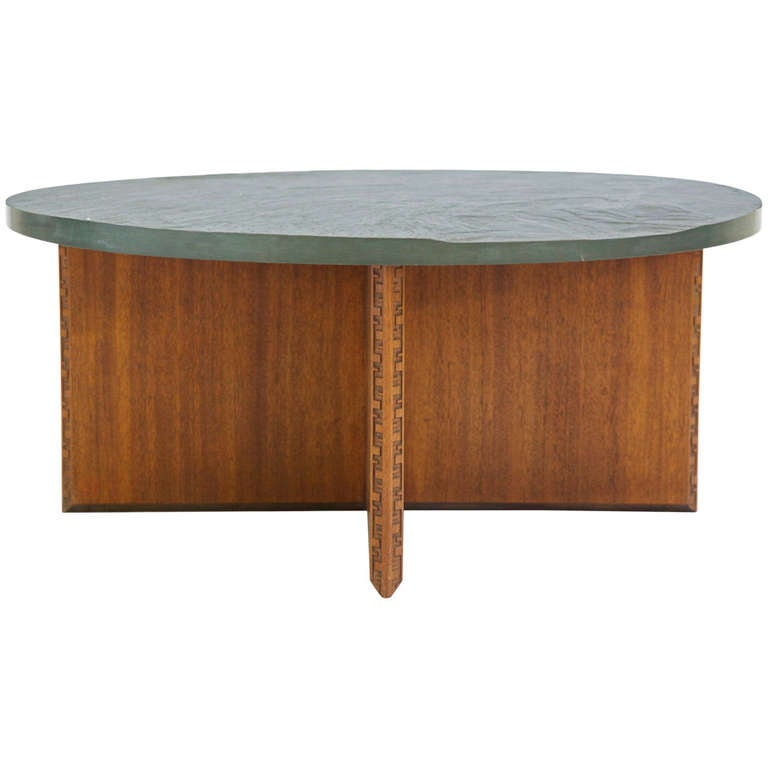 Frank Lloyd Wright Coffee Table For Sale At 1stdibs