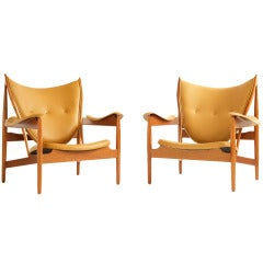 Pair of Chieftain Chairs
