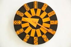 George Nelson Prototype Domino Clock