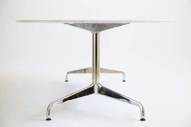 Charles Eames Dining Table or Desk at 1stdibs