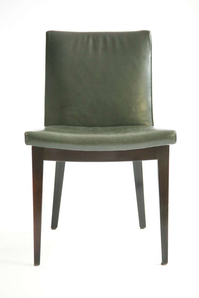 Edward wormley dining chairs at 1stdibs - Edward wormley chairs ...