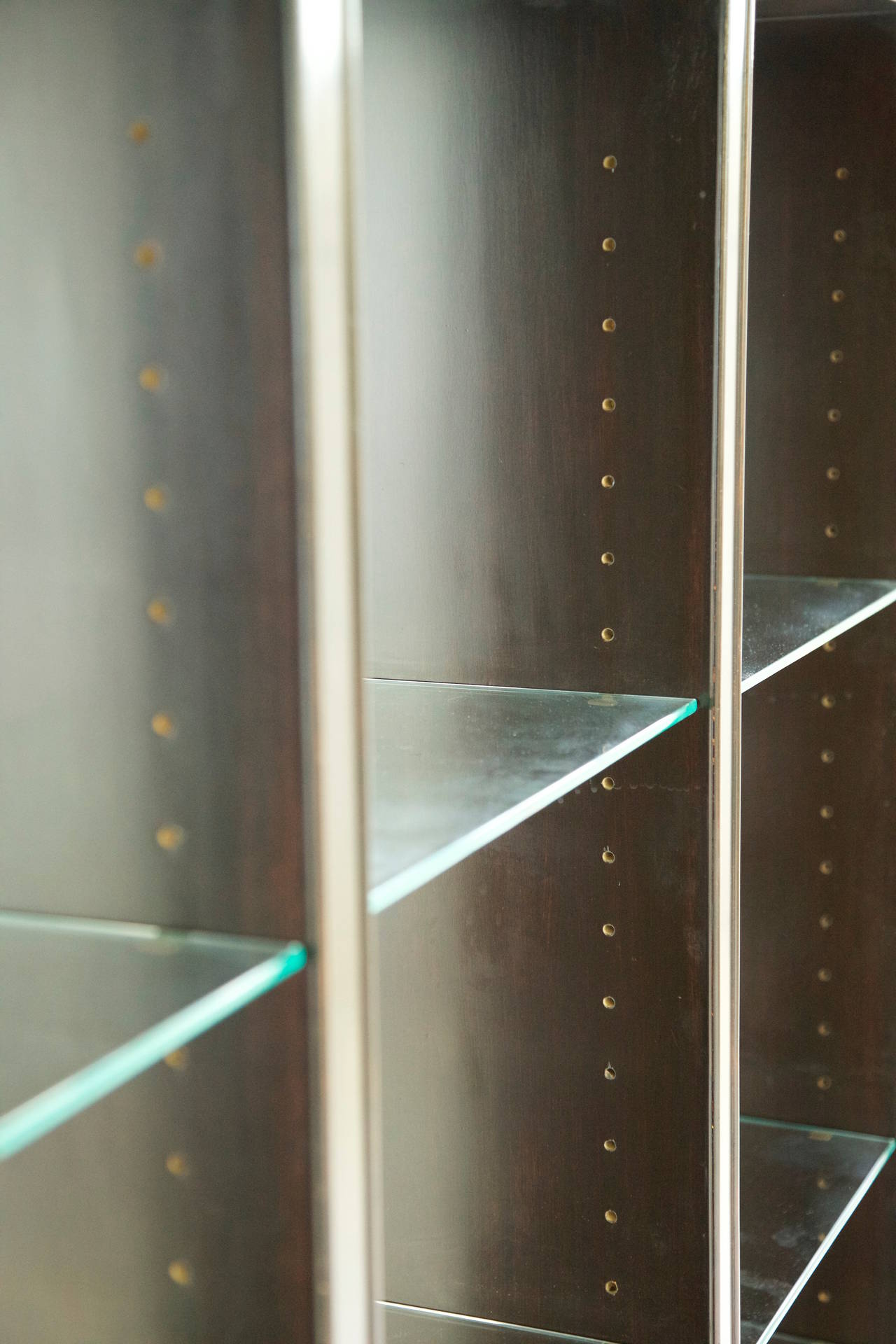 """Edward Wormley """"Superstructure"""" Room Divider Display Case 6"""
