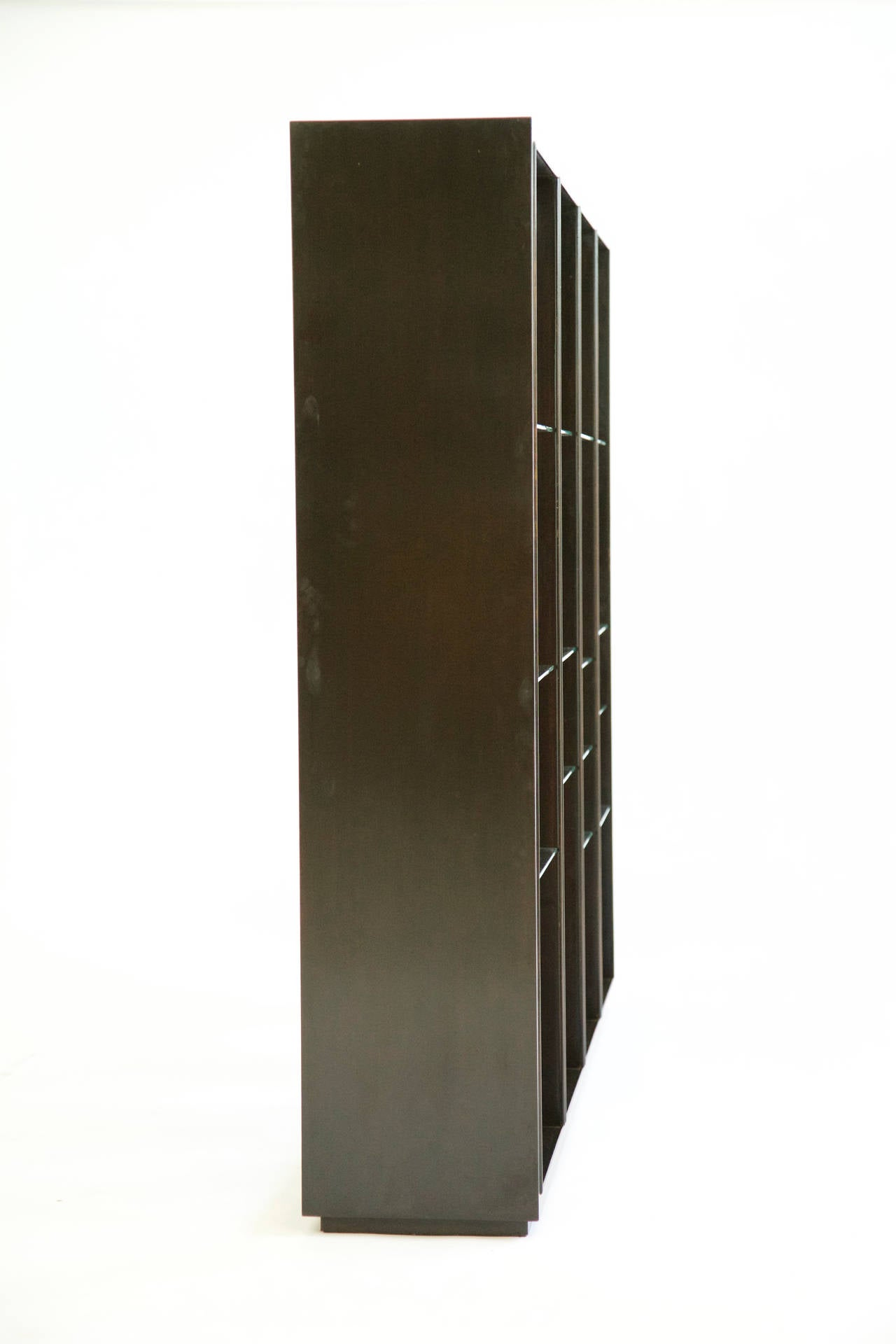 """Edward Wormley """"Superstructure"""" Room Divider Display Case 7"""