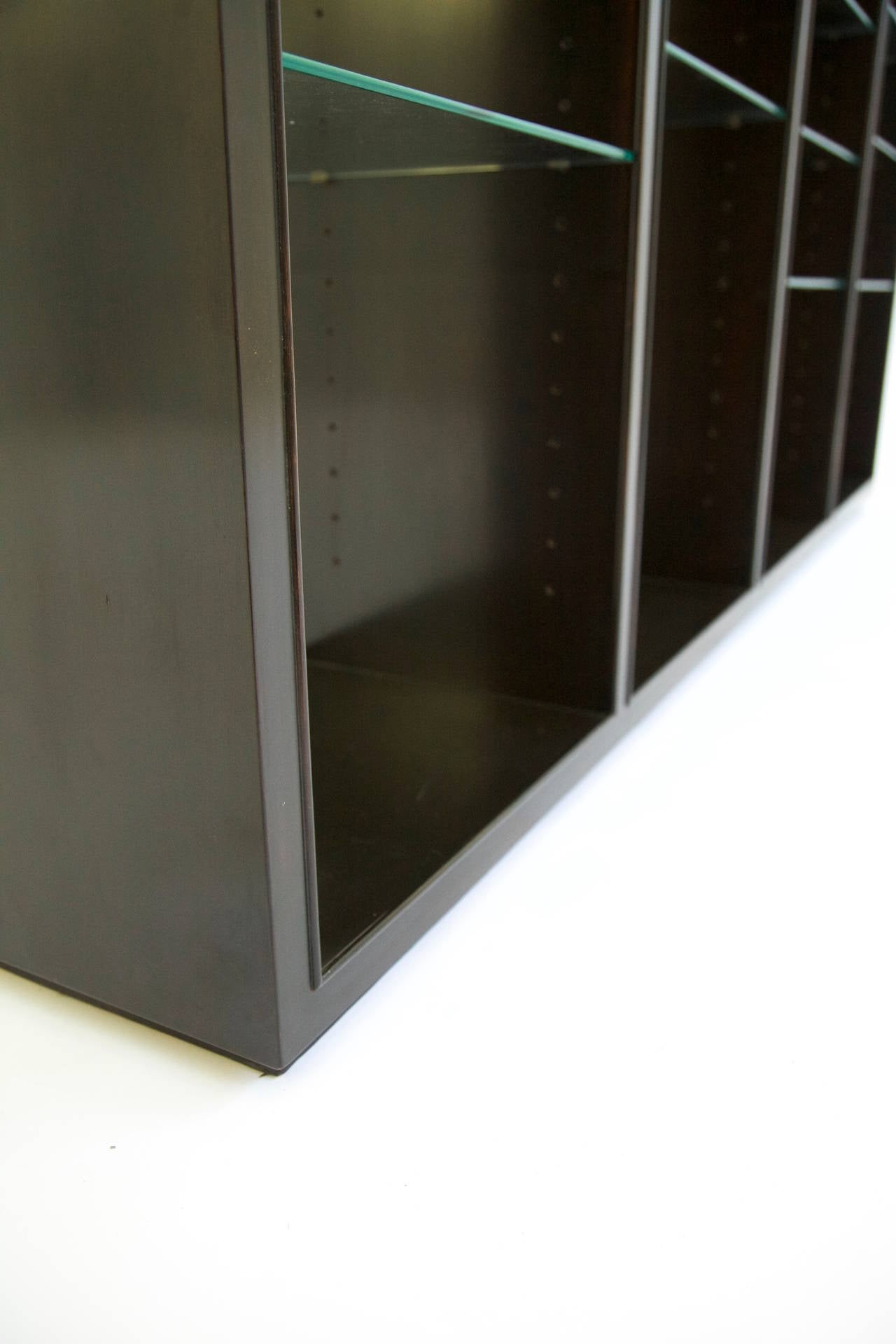 """Edward Wormley """"Superstructure"""" Room Divider Display Case 8"""