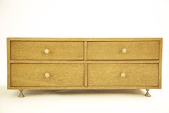 Jewelry Chest in the Style of Milo Baughman