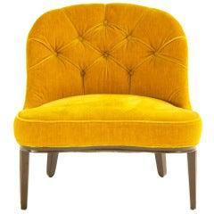 Edward Wormley Tear Drop Lounge Chair