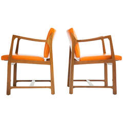 Edward Wormley Armchairs