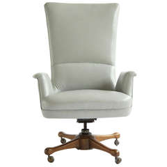 Vladimir Kagan Executive Desk Chair