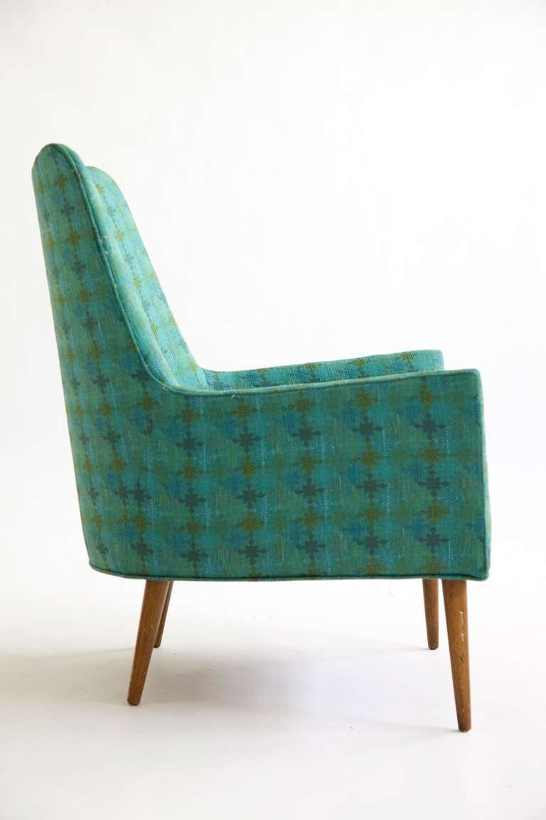 Mid-Century Modern Paul McCobb Lounge Chair For Sale