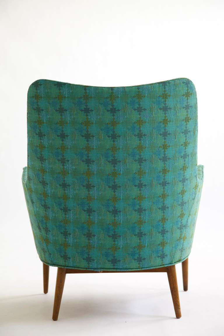 Paul McCobb Lounge Chair In Good Condition For Sale In Chicago, IL