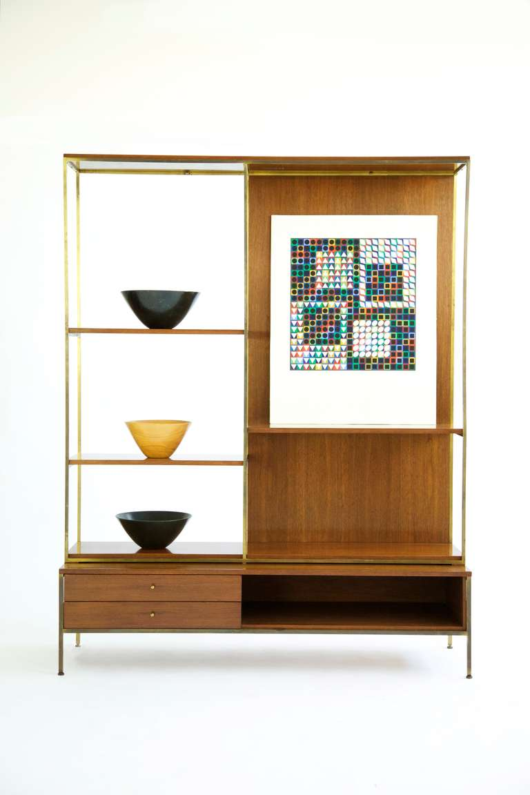 Paul McCobb Display Room Divider at 1stdibs