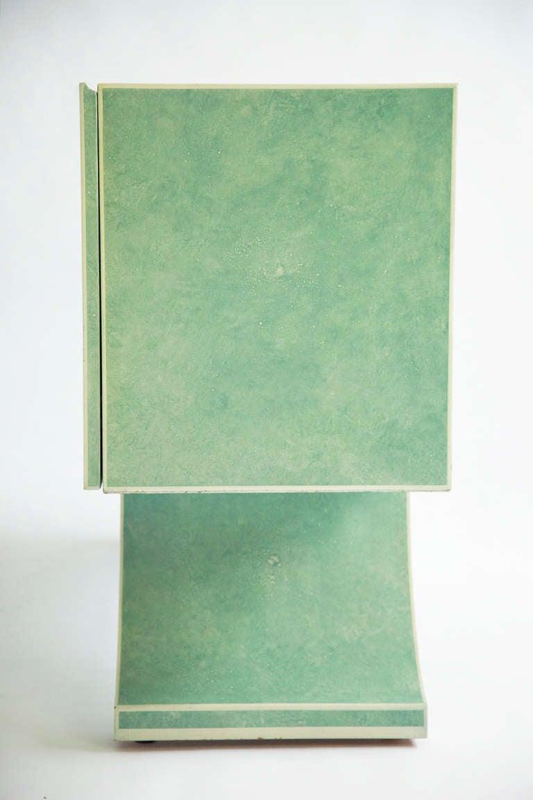 Milo Baughman Sideboard Customized by Richard Himmel For Sale 2
