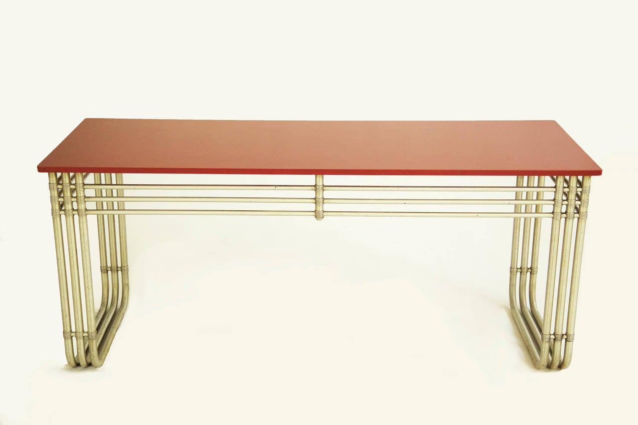 Warren Console Table ~ Warren mcarthur console table at stdibs