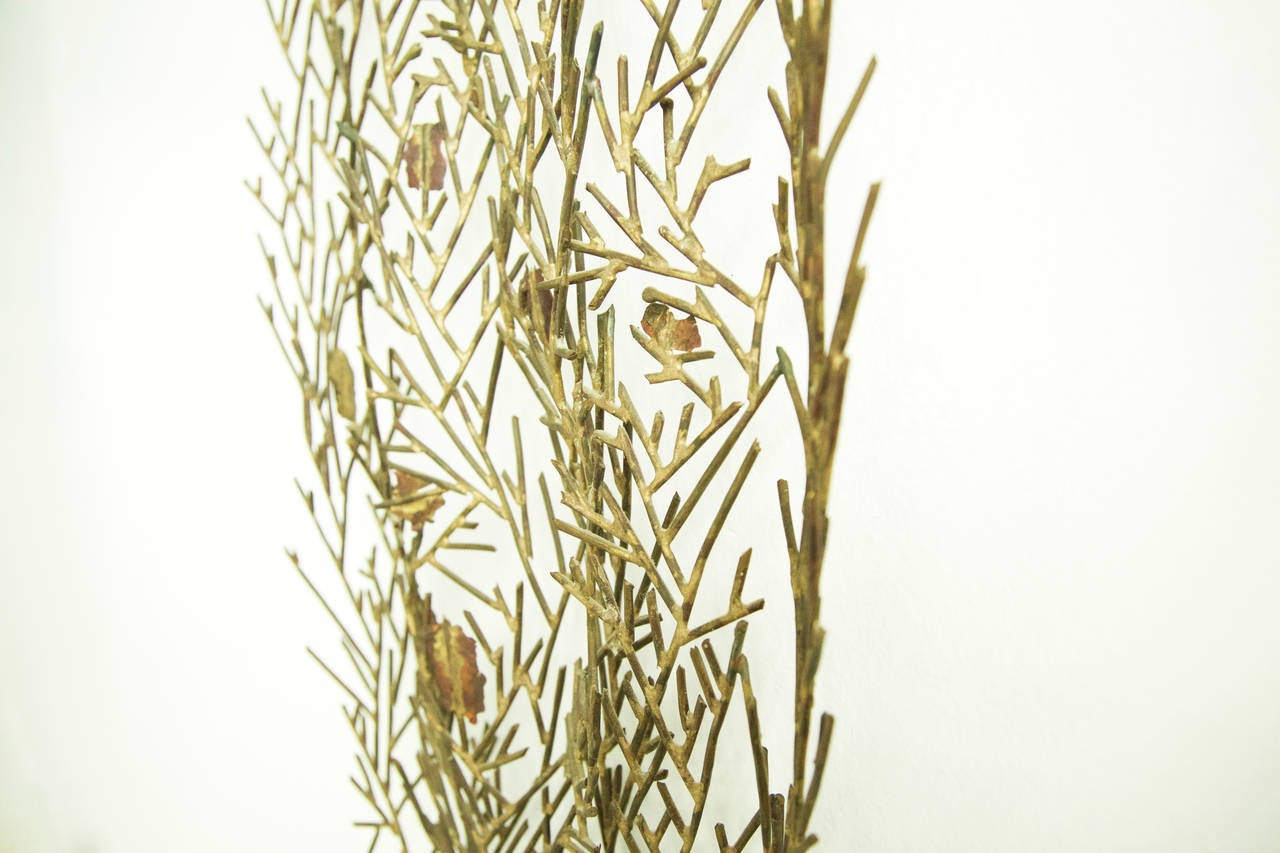 Mid-20th Century Wall Sculpture by Richard Filipowski For Sale