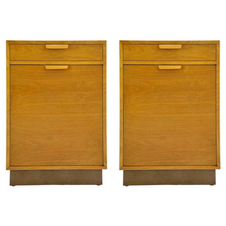 Pair of Edward Wormley Nightstands