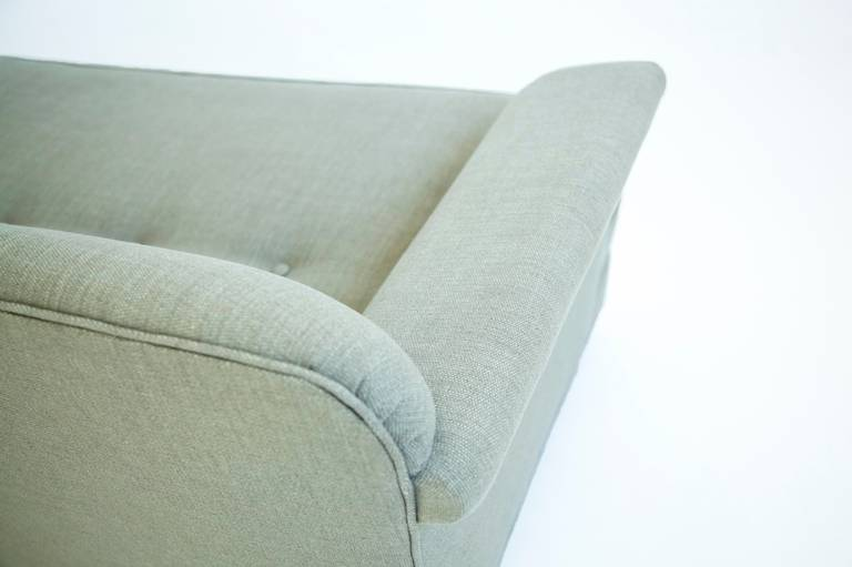 Fabric Edward Wormley Sofa For Sale
