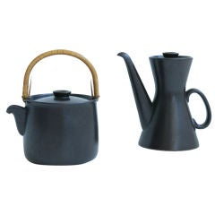 Stig Lindberg for Gustavsberg Tea & Coffee Pot