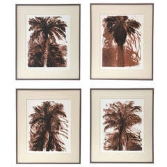Series of Four Jim Dine Lithographs