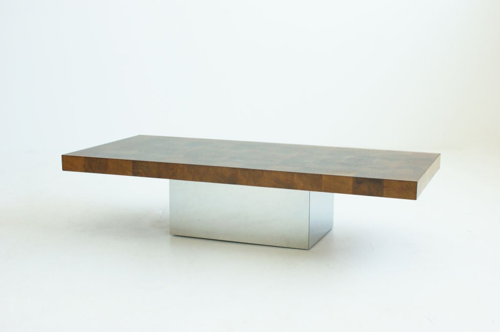 Milo Baughman Coffee Table image 8