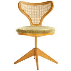 Edward Wormley Revolving Chair