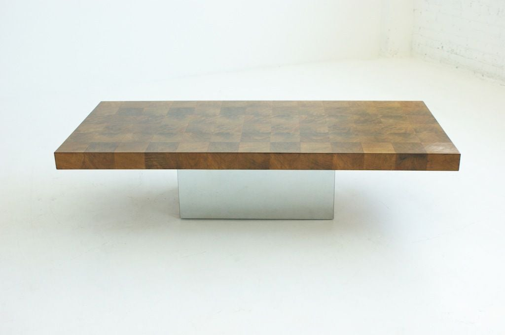 Milo Baughman Coffee Table image 3