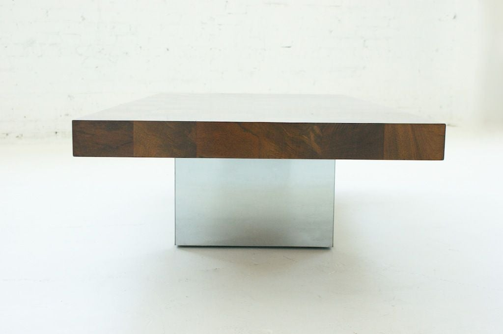 Milo Baughman Coffee Table image 4