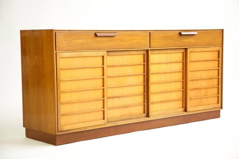 American Edward Wormley Sideboard For Sale