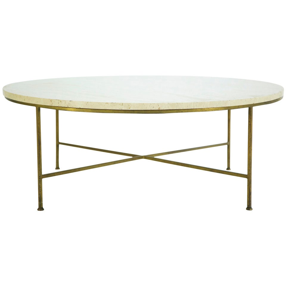 Paul Mccobb X Base Cocktail Table At 1stdibs