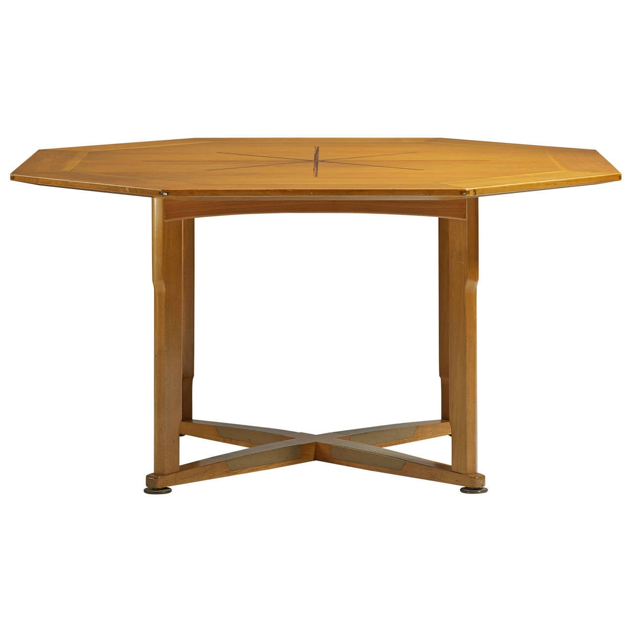 Edward wormley dining or game table at 1stdibs for Dining room game table