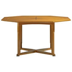 Edward Wormley Janus Game Table